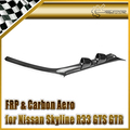 Carro-styling Para Nissan Skyline R33 GTS GTR Fibra De Carbono Um Gêmeo Calibre Pod Pilar 52/60mm RHD