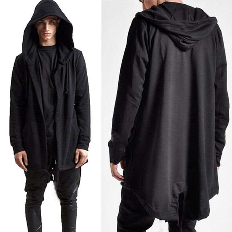 Men Fashion Jacket Costume Cosplay Stylish Creed Hoodie Cool Coat For Assassins