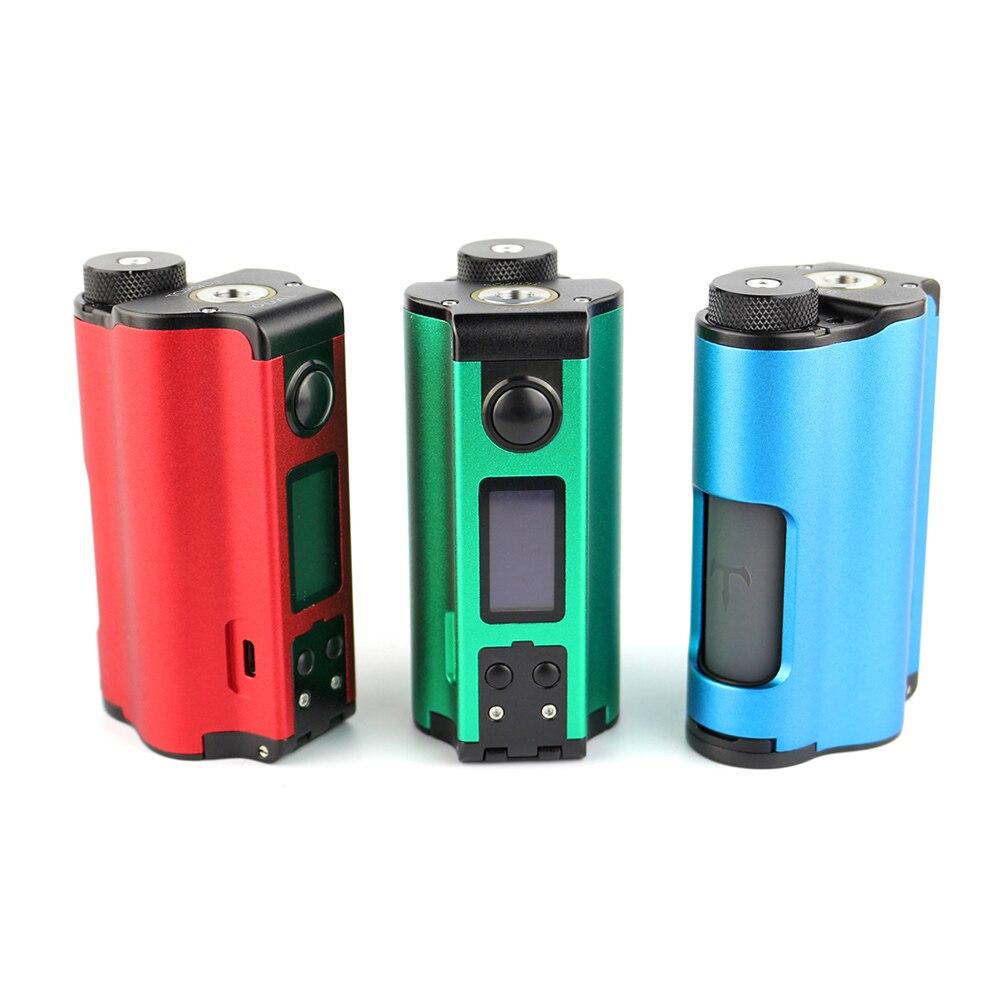 HOT koop! 200W DOVPO Bovenzijde Dual Top Vullen TC Squonk MOD met 10ml Squonk Fles E sigaret Vape Doos mod VS/Slepen 2/LUXE S - 5