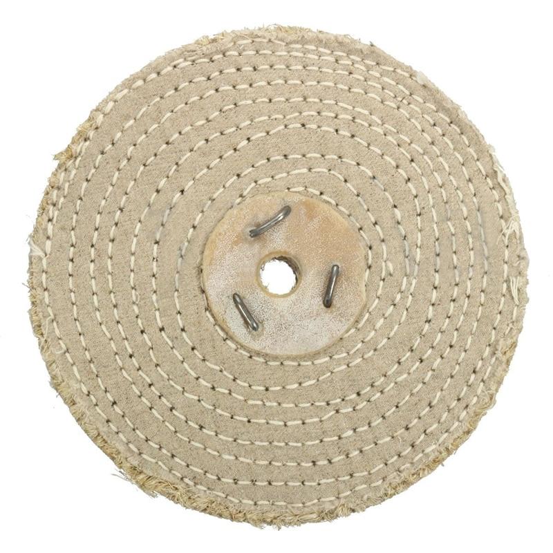 6 ''ткань для полировки колесо Полировочные диски площадку для Нержавеющаясталь полировки металла Абразивные инструменты 150*20 мм