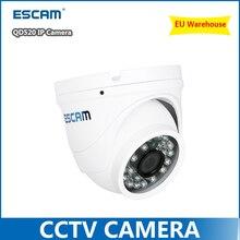 Escam Peashooter QD520 Cámara IP Onvif 720 P 3.6mm Fijo Lente Mini cámara de Visión Nocturna Domo IP P2P Seguridad cámara
