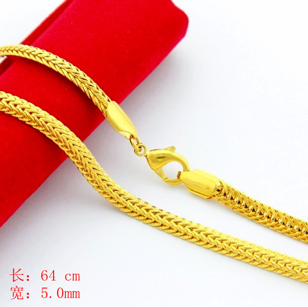 5mm 64cm gold color long snake chain necklace for men party biker 5mm 64cm gold color long snake chain necklace for men party biker club jewelry in chain necklaces from jewelry accessories on aliexpress alibaba mozeypictures Images