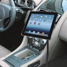 Car Floor Seat Flexible Gooseneck Mount Holder for iPad Auto