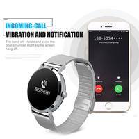 Health Care Blood Pressure Monitor Pulse Oximeter Heart Rate Monitor Bluetooth Waterproof Fitness Tracker Smart Wristband U3
