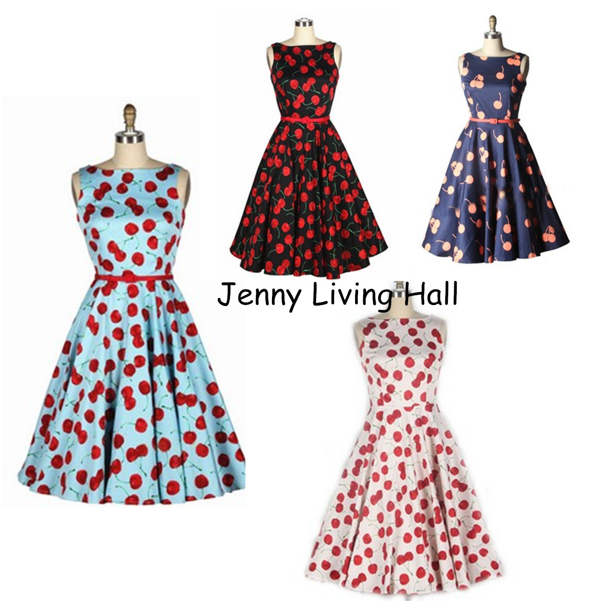Popular Retro Swing Dresses-Buy Cheap Retro Swing Dresses lots ...