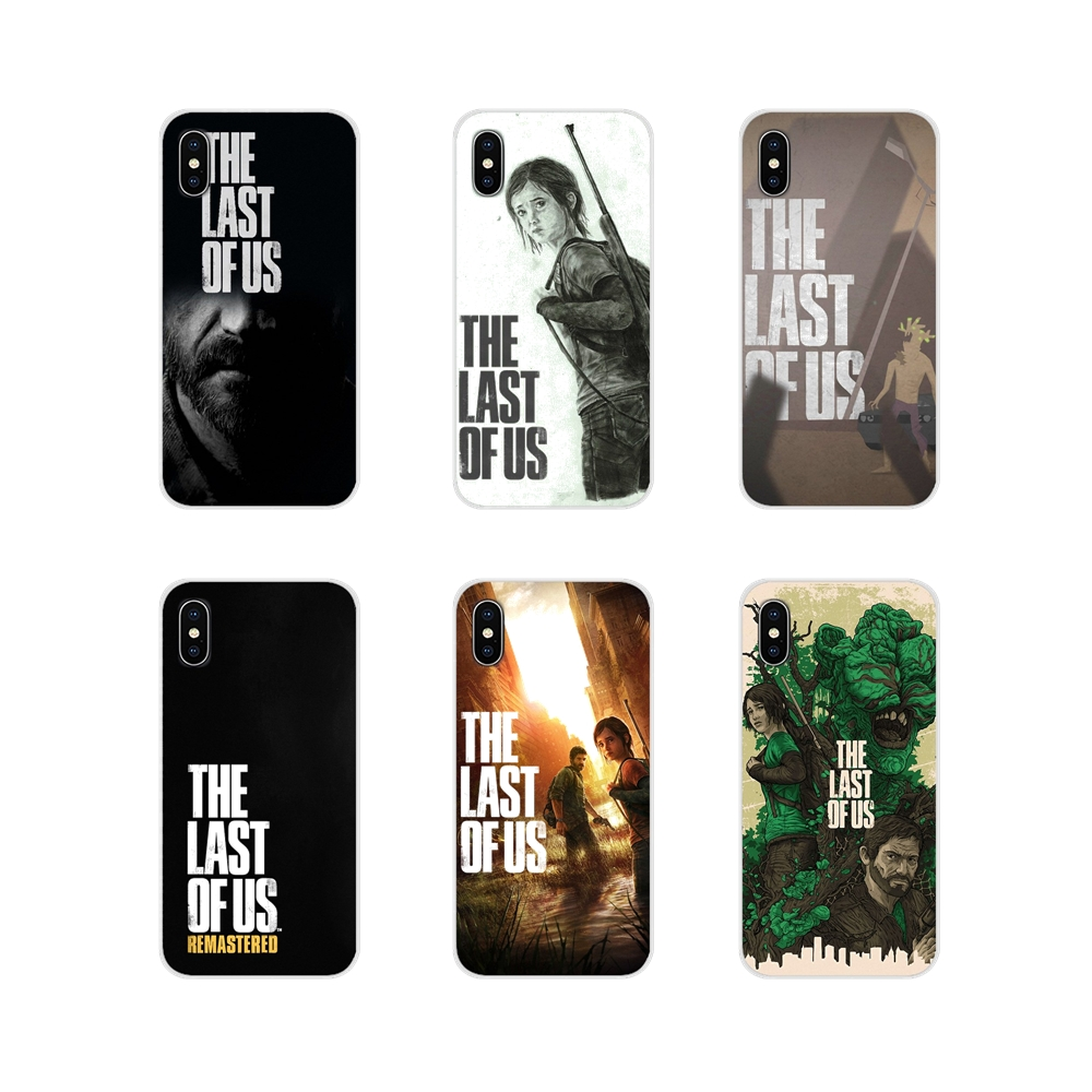 For Samsung Galaxy J1 J2 J3 J4 J5 J6 J7 J8 Plus 2018 Prime 2015 2016 2017 Phone Skin Case The Last Of Us game Video games Luxury image
