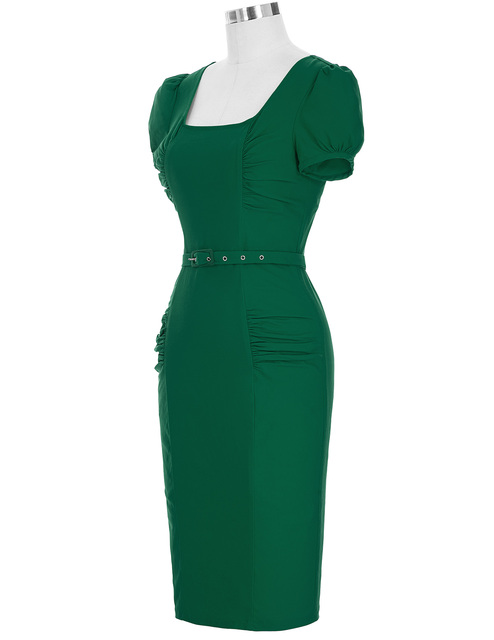 e3cf8af20d1ac Aliexpress.com : Buy Ladies Vintage 1940's 50s Wiggle Dress Cocktail Party  Bodycon Pencil Dress Sale from Reliable Dresses suppliers on Beaut Shadow  ...