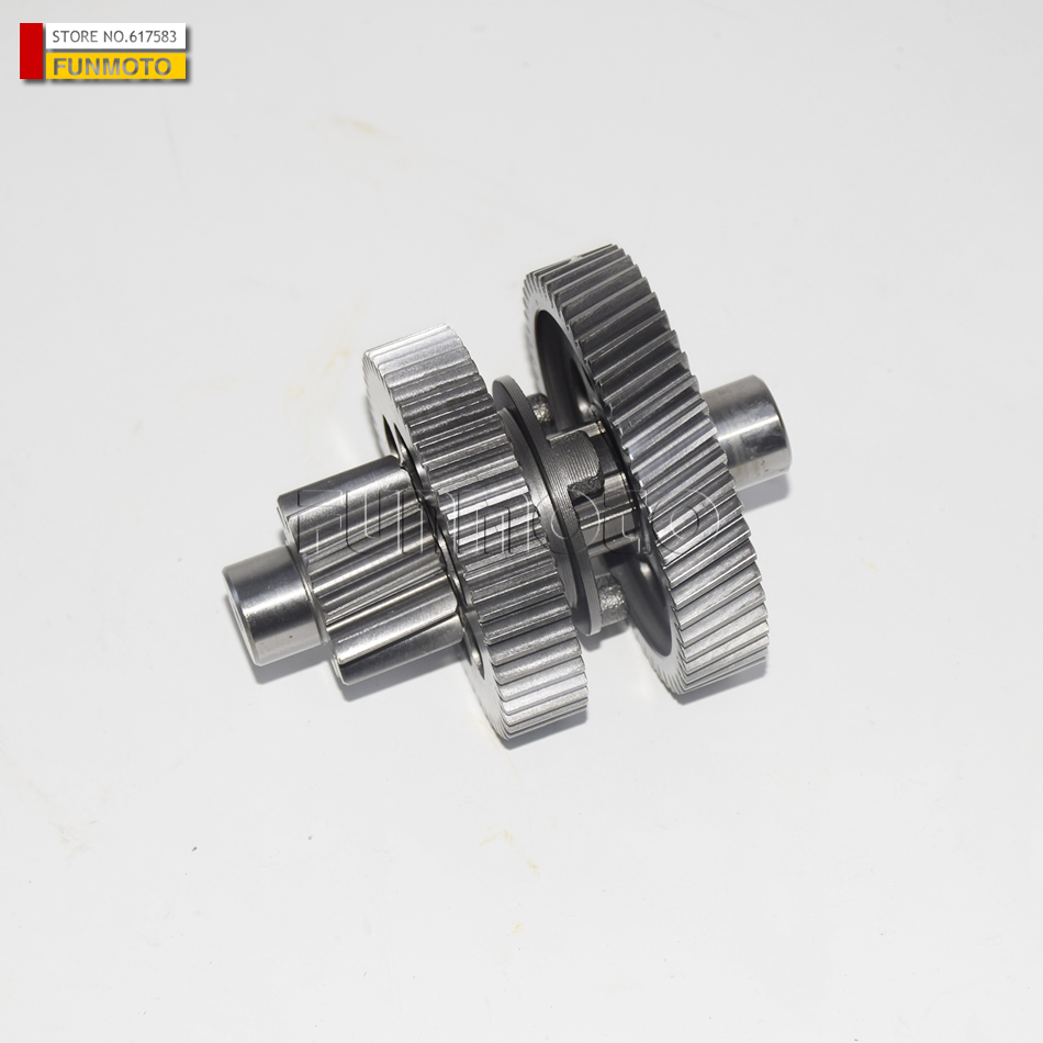 shift gear or middle gear suit for XYKD260/XINYUE 260 ATV/GSMOON 260