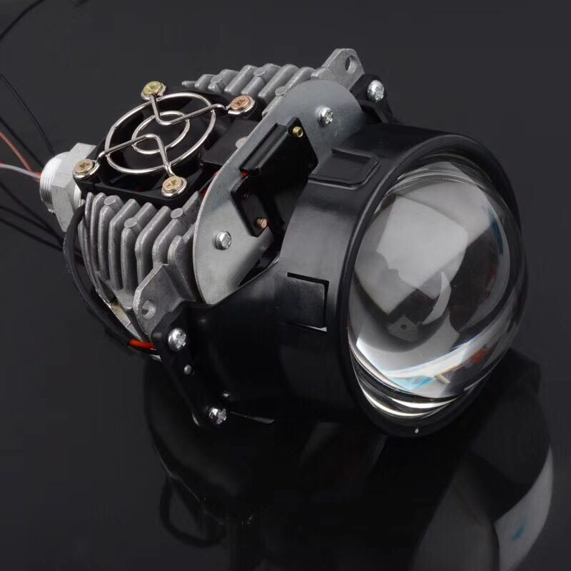 Car LED Headlight H7 9006 H4 35W 40W 6000K High Low Beam Car-styling Modification Bi LED Projector Lens Headlight yy 3 0 inch bi led projector lens headlight 35w 6000k hi lo beam auto lighting headlamp car styling car led headlight auto parts