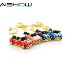 Mini Cartoon samochód 911 USB flash 16 napęd gb nowość Thumbpen jazdy darmowa wysyłka