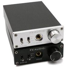 Big discount FX-Audio Feixiang DAC-X6 fever MINI HiFi USB Fiber Coaxial Digital Audio Decoder DAC 16BIT / 192 amplifier amp TPA612