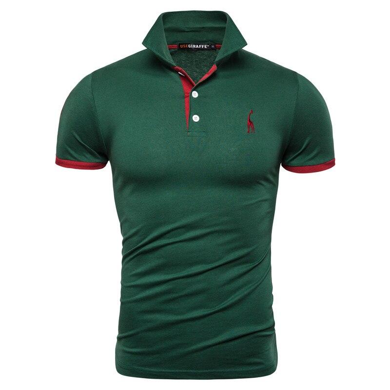ALI shop ...  ... 33012351316 ... 2 ... Dropshipping 17 Colors Brand Quality 100% Cotton T-Shirts Men Solid Slim Fit Patchwork Embroidery T Shirt Men US S-3XL ...