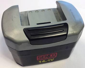 ФОТО power tool battery,Senco 14.4V 2000mAh, Senco DuraSpin 14.4v Battery VB0023
