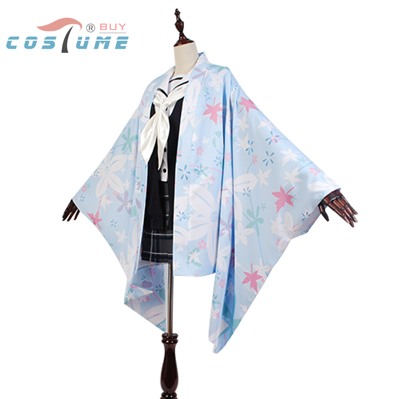 Hanayamata Hana N. Fountainstand Kimono Cosplay Costumes For Women Custom Made