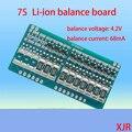 7S 4.2v li-ion balancer board