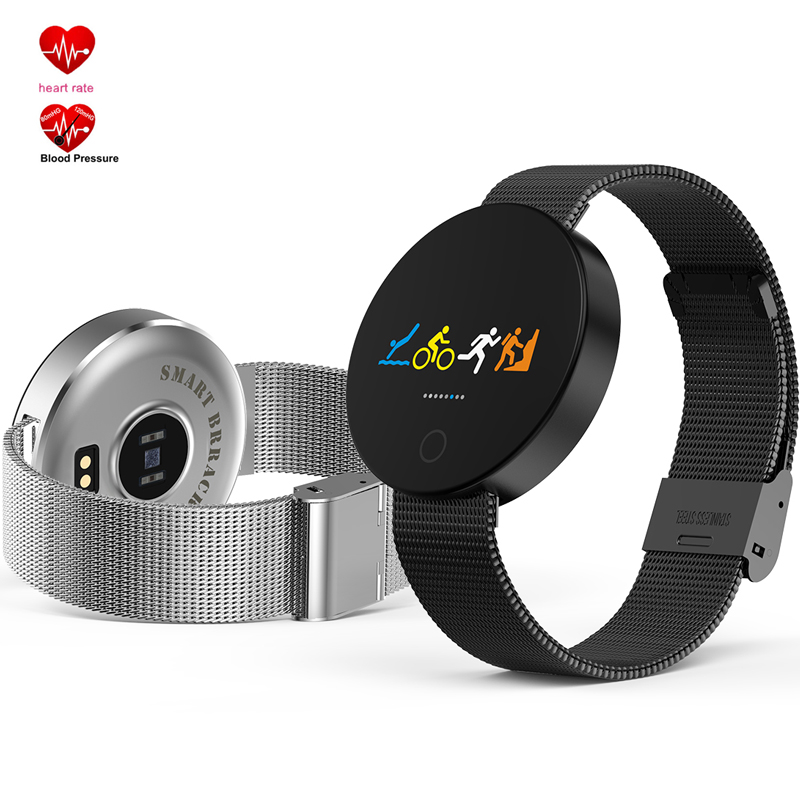 New Smart Watch Men 007 Pro Watches Android Women Sports Bracelet Fitness Tracker Wristwatch Heart Rate Blood Pressure Monitor