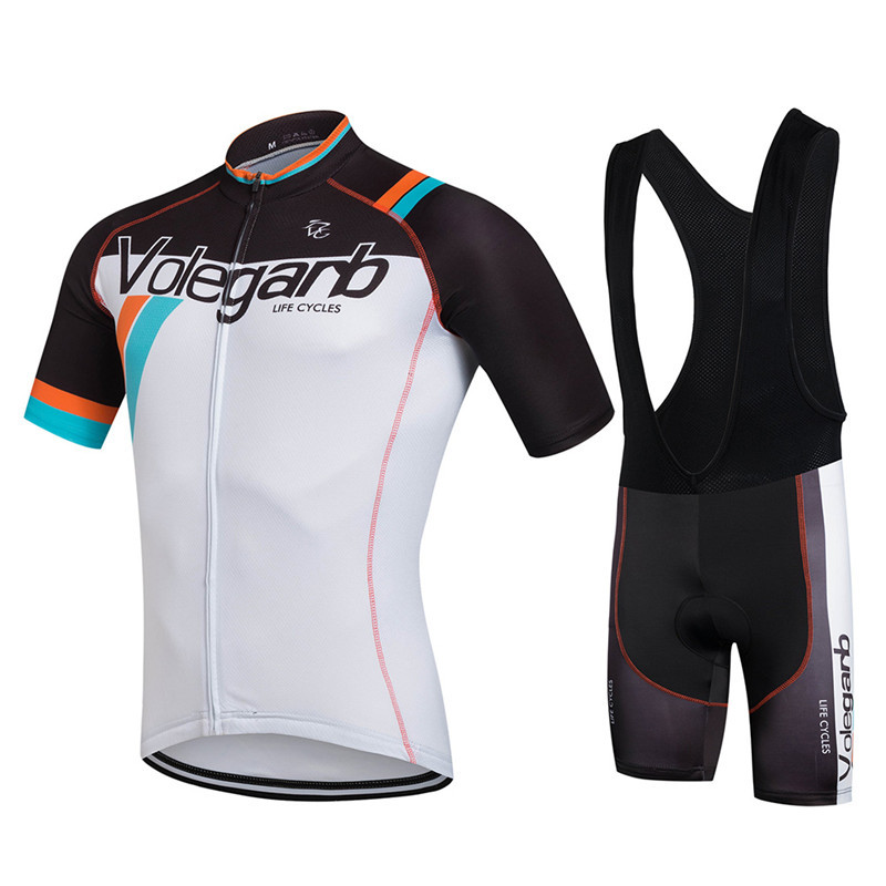 New 2017 Team Cycling Clothing Breathable Short Sleeve Quick Dry Jersey GEL Ped Bicycle Clothes Sportswear Ropa