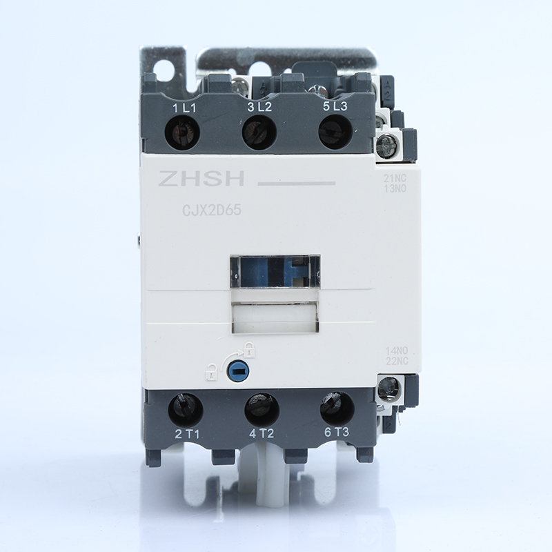 CJX2D65 AC Contactor household motor starter relay 65A switches 3 pin rail modular contactor coil voltage 48V 50HZ 60HZ new cad32mdc dc220v tesys d series contactor control relay 3no 2nc