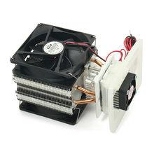 12 В 6А холодильник Электронных production suite DIY semiconductor холодильное чип 12 В электронных полупроводниковых радиатора