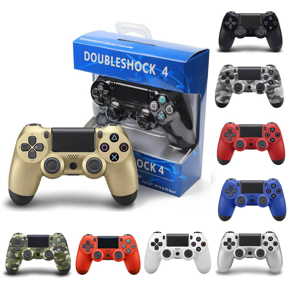 Bluetooth Wireless Joystick For Sony Gamepads for PS4 Controller For PlayStation 4 Console For Gamepad Playstation Dualshock 4