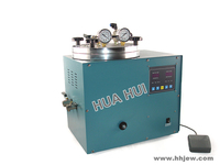 FREE SHIPPING High automation Digital Vacuum Wax Injector 220V Casting equipment to each mold / Automatic Wax Injection
