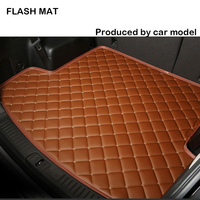 Car trunk mat for MG All Models MG ZS MG5 MG6 MG7 MG3 mgtf geely emgrand ec7 Car accessories