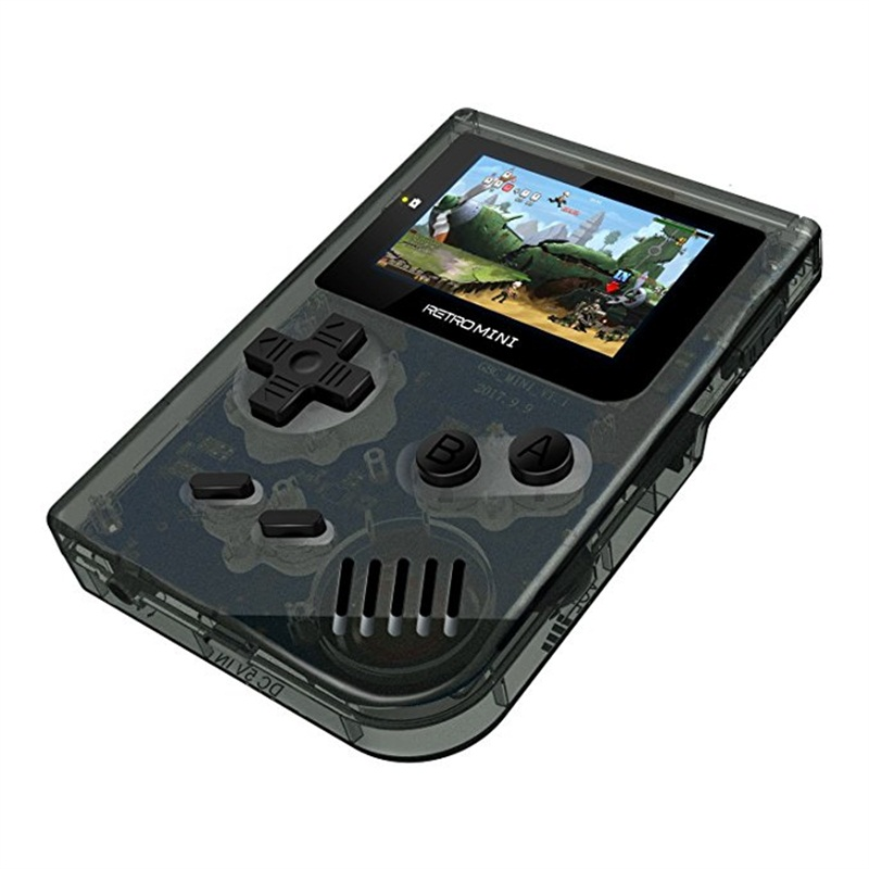 Retro Mini Portable Game consoles 32 Bit Handheld Game Players Built-in 40 games For GBA Classic Games Best Gift For Kids