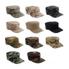 ACU CP пустынный Лесной цифровой Мультикам военные шапки армейские камуфляжные шляпы морских пехотинцев солнцезащитные рыболовные тактические боевые Пейнтбольные шапки