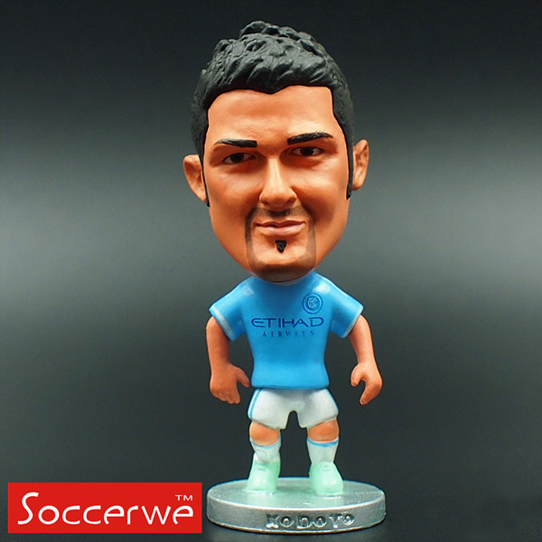Soccer Star 7# VILLA (NYC-2015) 2.5 Action Dolls Figurine