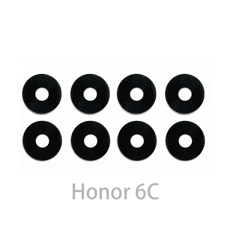 100pcs/lot Back Camera Lens For Huawei Honor 6C Camera Glass Lens With Adhesive Replacement Parts(China)