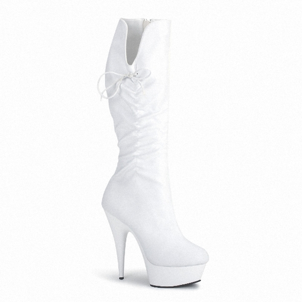 Classics Black 15cm ultra high heels boots women's platform boots shoes 6 inch Sexy knee High Heel Boots Dance shoes
