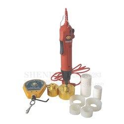 Ograniczenie maszyny butelka capper elektryczny cap colse maszyna ręczna butelka maszyna pakująca ręczny śrubokręt ograniczenie maszyny 220