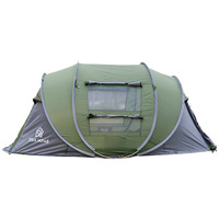 Ultralight Large Throw Tent Outdoor 3 4persons Automatic Speed Open Throwing Pop Up Water Outdoor Camping