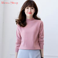 Menca Sheep Women S Sweater 100 Cashmere Knitwear Female Elegant And Soft Jumpers Pure Cashmere Pullovers