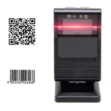 IssyzonePOS 1D 2D Barcode Scanner QR Code Data Matrix PDF417 Reader 1200 Times/s Beeping Sound Automatic Image USB Wired Scanner все цены