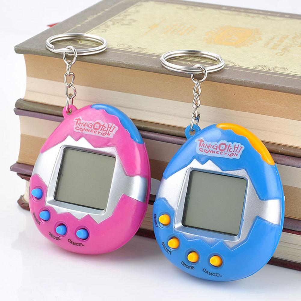 Electronic Pets Toys Nostalgic Fantastic Game Machine With Different Style Small Size Virtual Pet Interactive Toys For Children