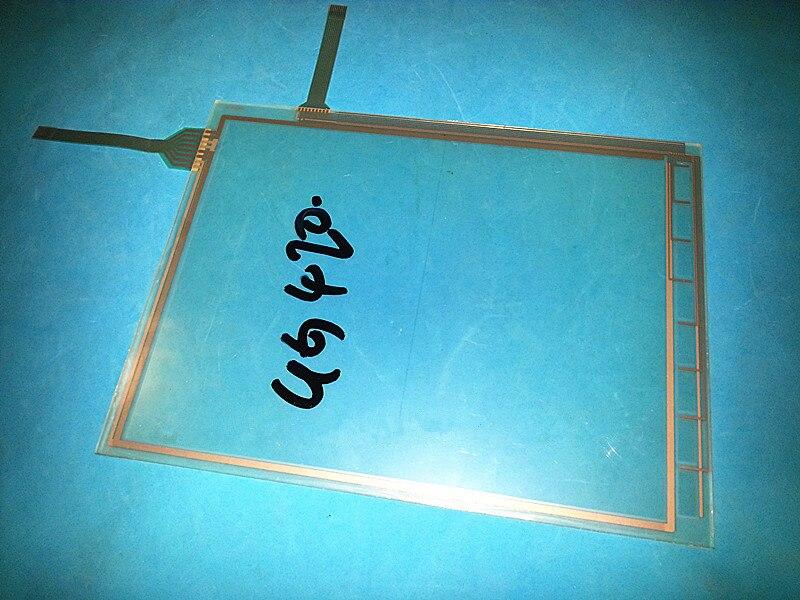 Écran tactile pour UG420H-SC4 UG420H-TC1 UG420H-SC1 panneau de verre à écran tactile