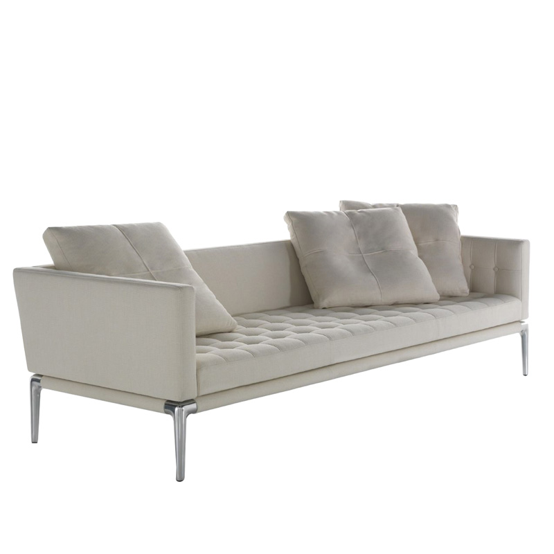 New Modern Leather L Shaped Corner Sofa Luxury Leather Couches Living Room Furniture In Living