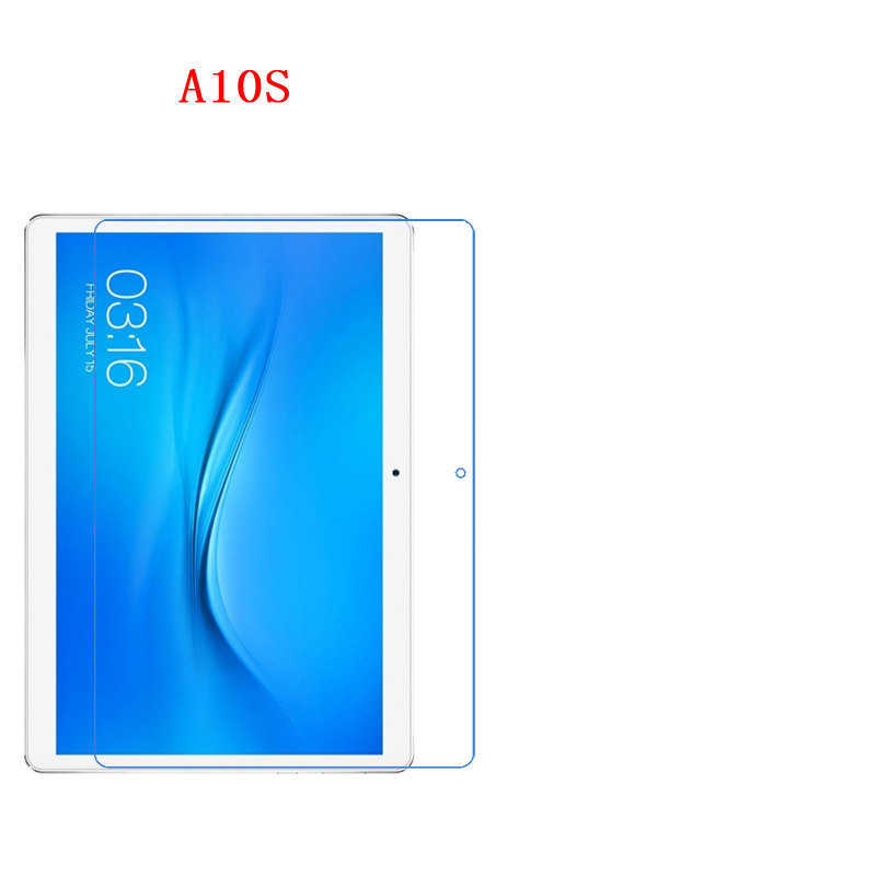 For <font><b>Teclast</b></font> <font><b>A10S</b></font> tablet 10.1inch Advanced Energy Type Impact Resistance Hardened Nano 9H <font><b>Screen</b></font> Protector image