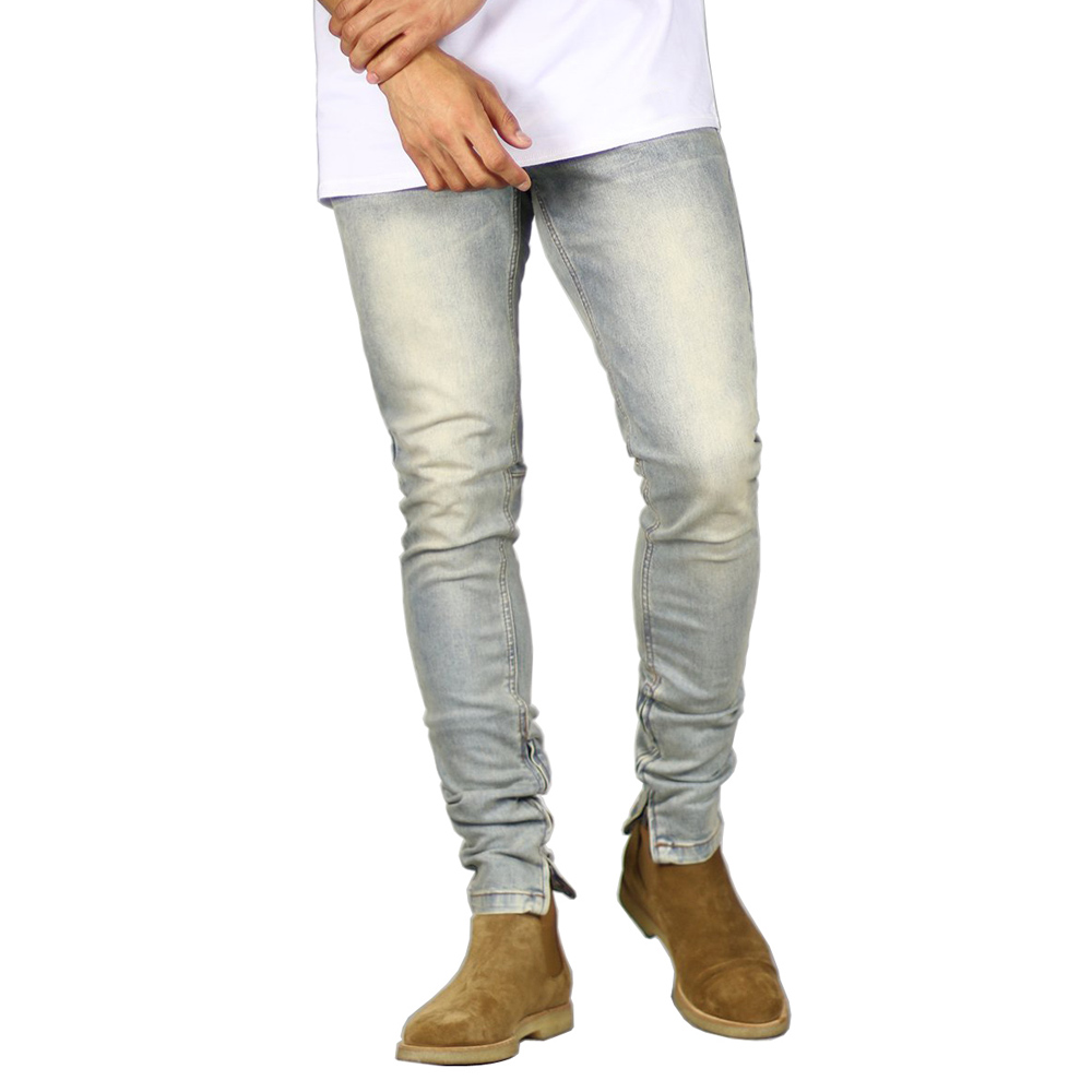 New Men Jeans Fashion Design Jeans For Men H8109