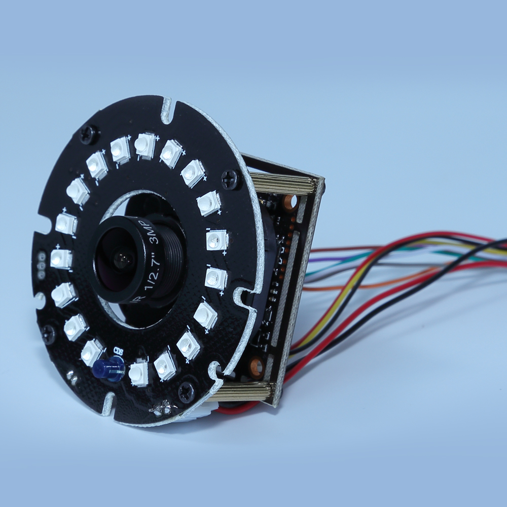 2 0 megapixel Sony starlight home security cam module for repairing update CCTV system