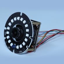 2.0 megapixel Sony starlight home security cam module for repairing/update CCTV system