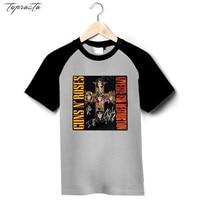 Guns N Roses Rock punk fashion t shirt men women's top tee item NO-RSHSSDX379