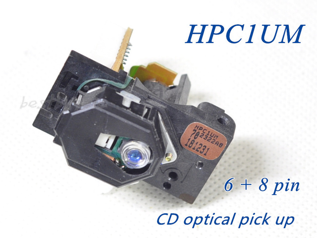 optical pick up CD laser lens (HPC-1UM) HPC1UM 8P+6P.
