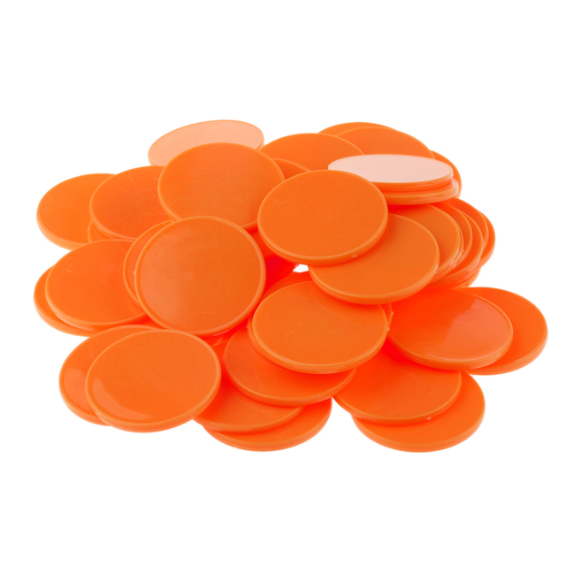 Colorful Poker Chips Set