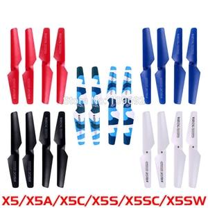 5 Colors Main Blades SYMA X5 X