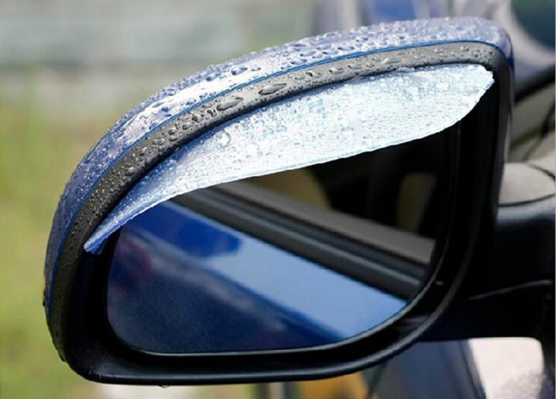 HTB1IzWDmRUSMeJjy1zjq6A0dXXaa - KOWELL Luxury Universal Car Auto Vehicle Rearview Mirror Rain Shade Rainproof Mirror Eyebrow Cover Guard for Lada for Volkswagen