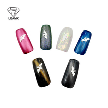 Free Shipping 10Pcs Halloween Style 2017 New Design 3D Nail Art Silver Bat 3D Nail Art Nail Decoration Art Manicure Decor воблер тонущий rapala countdown cd11 s 2 7м 3 9м 11 см 16 гр