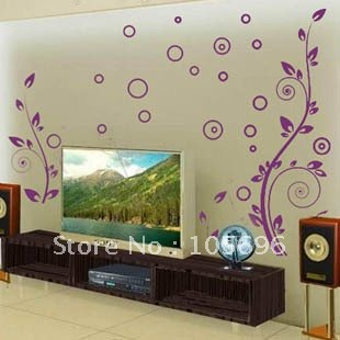 Fashion DIY Home Stickers Wall Decor Decals Art Vinyl Sitting Room - Wall vinyl stickerswall vinyl designs home design ideas