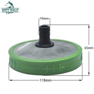 Image 4 - Filtre à eau de lavage à haute pression, maille reliée au tuyau darrosage pour auto amorçage, accessoires de lavage de voiture, filtre à eau dentrée